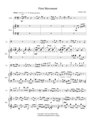 Four Movements for Cello & Piano pg1.jpg