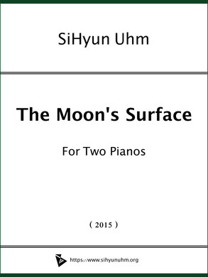 The Moon's Surface for Two Piano Cover.j