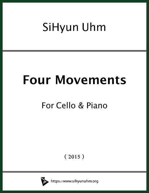 Four Movements for Cello & Piano