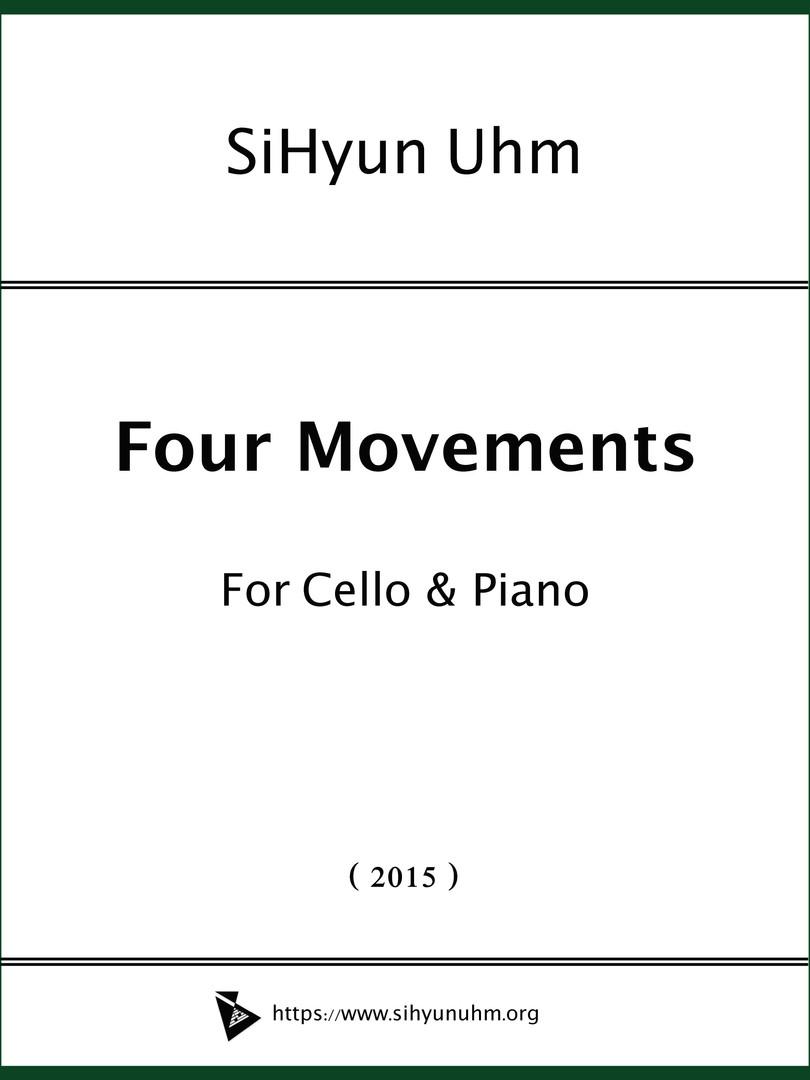 Four Movements for Cello & Piano Cover.j