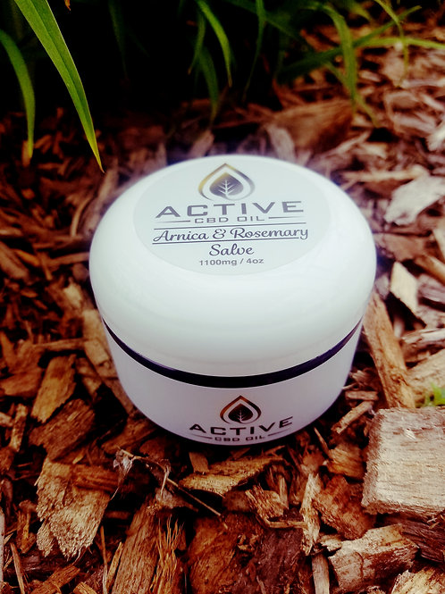 1100mg. 4 oz. Salve by Active