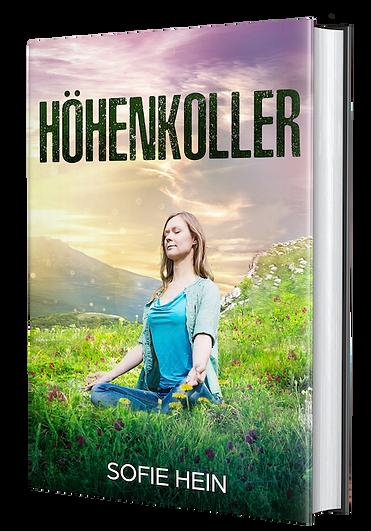 Höhenkoller – Amoklauf in en spirituellen Kräuterferien. Ein Roma von Sofie Hein