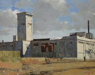 Factory on Pavilion Beach