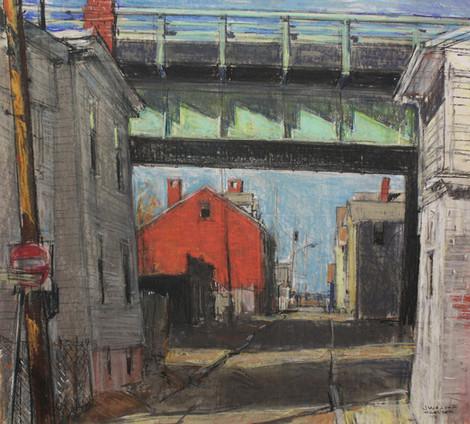 A Street in Chelsea