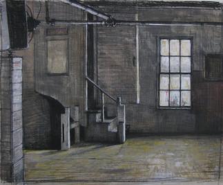 Paint Factory Interior