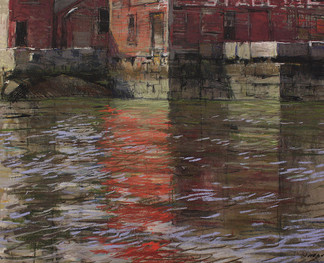 Paint Factory Reflections No. 5