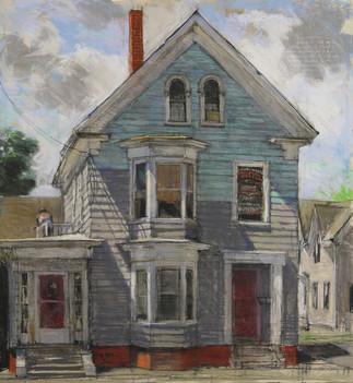 House on Washington St.