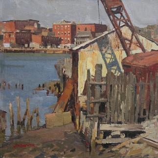 East Boston Warf
