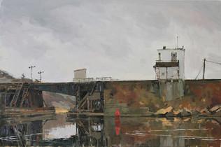 Annisquam Railroad Bridge