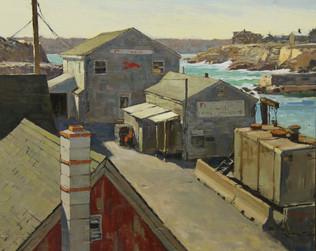 Pigeon Cove Wharf