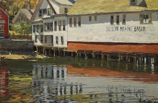 Beacon Marine Reflections, Flood Tide