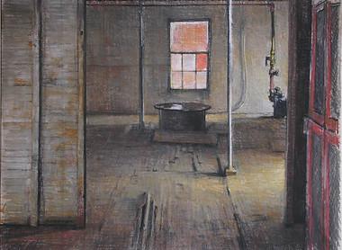 Paint Factory Interior, 3rd floor