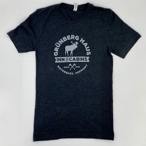 Grunberg Haus Moose Logo T-Shirt