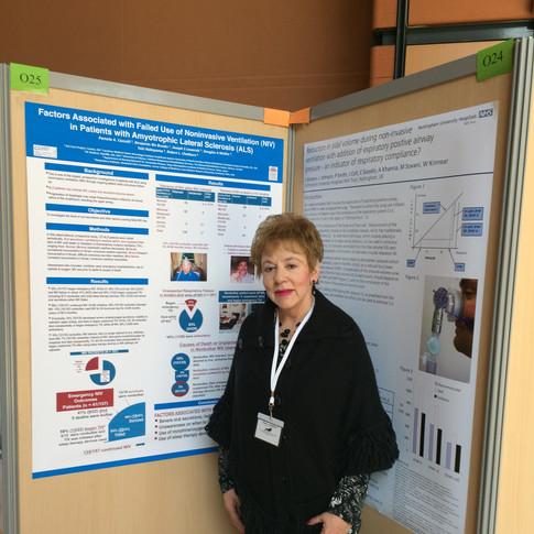 Poster presentation - Lyon Conference 2015
