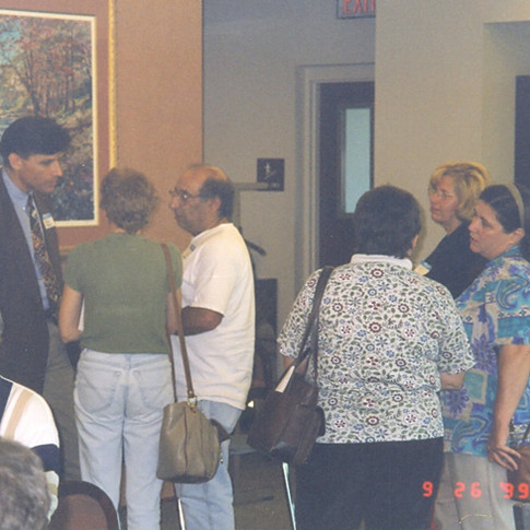 19.  Dr Pioro at ALS support group in Canton.jpg