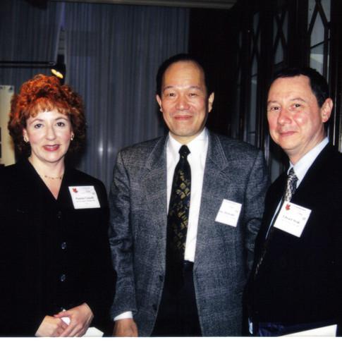 Cazzolli, Drs  Hayashi & Sivak-Vancouver- 1999