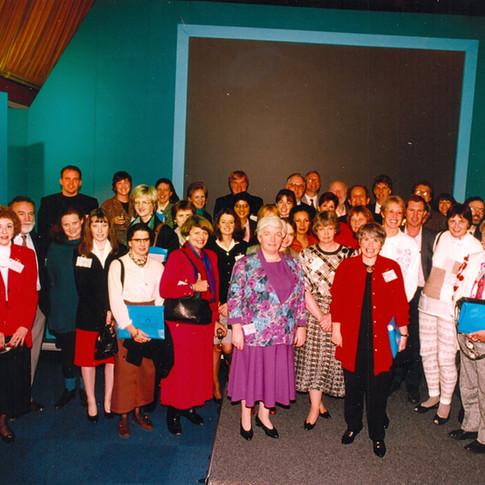 ALS-MND International Symposium in France -1993