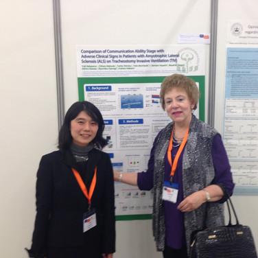 Yuki Nakayama & Cazzolli in Brussels 2014