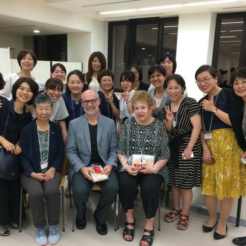 Nursing Society Reception Tokyo - August 2017