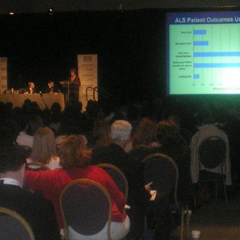 Cazzolli reports on 20 yr study - Toronto - 2007