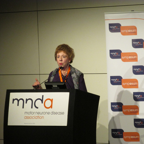 ALS-MND Symposium -  Brussels 2014
