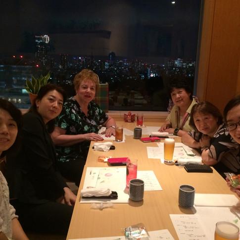 Nurses Meeting Tokyo - August 2017