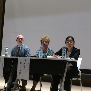 Panel session-Nursing Society - August 2017 - Japan