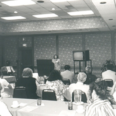 Cazzolli gave keynote presentation at  Chapter Charter     meeting on  8-2-1988, birth of ALSA Chapter Eastern OH
