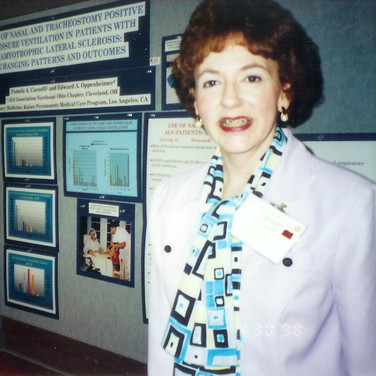 Cazzolli - poster presentation at American Academy of Neurology - 1998