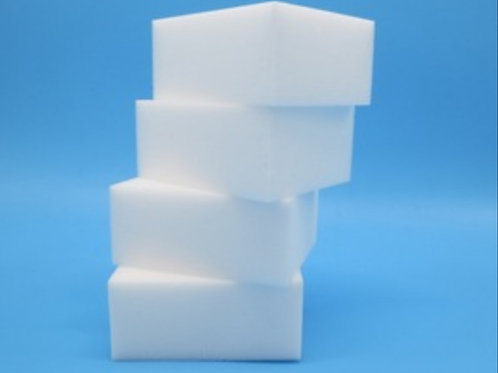 10 x Magic sponges (pure white)