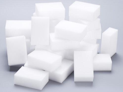 Single Magic sponge (Pure white)