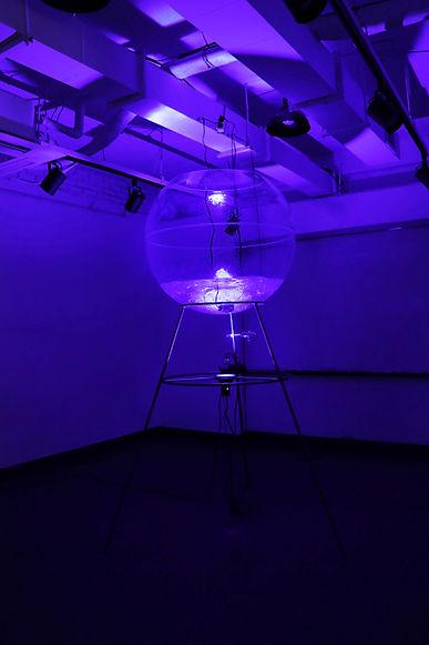 5-윤희수-Hydro-vortex, 수중 마이크, 스피커, 혼합재료, 가