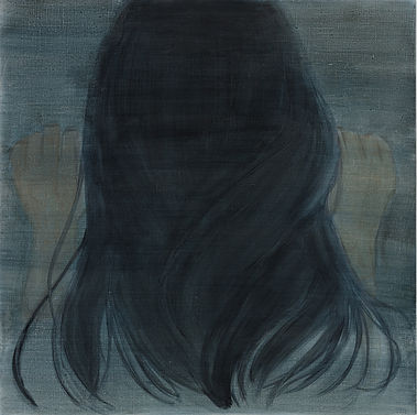 김꽃님_초록밤   Oil on canvas_72.7 x 72.7cm_20