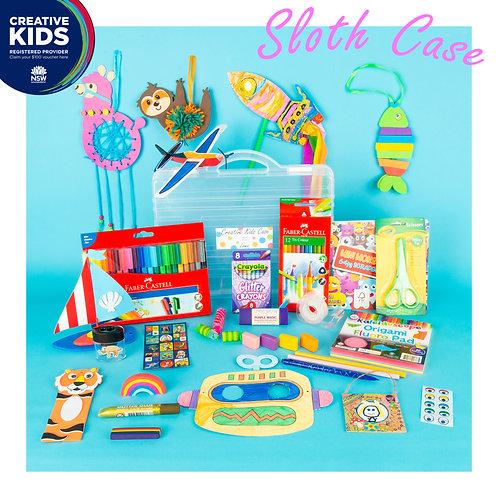 Creative Kids SLOTH Case