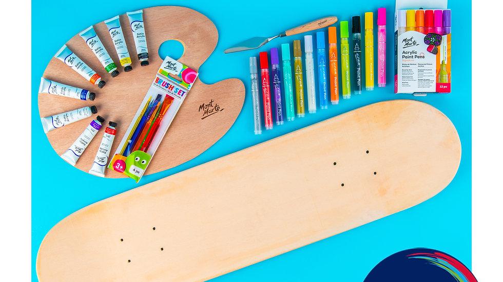 Skateboard Art Pack