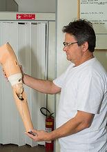 Técnico ortesista/protesista Rogério Carnot