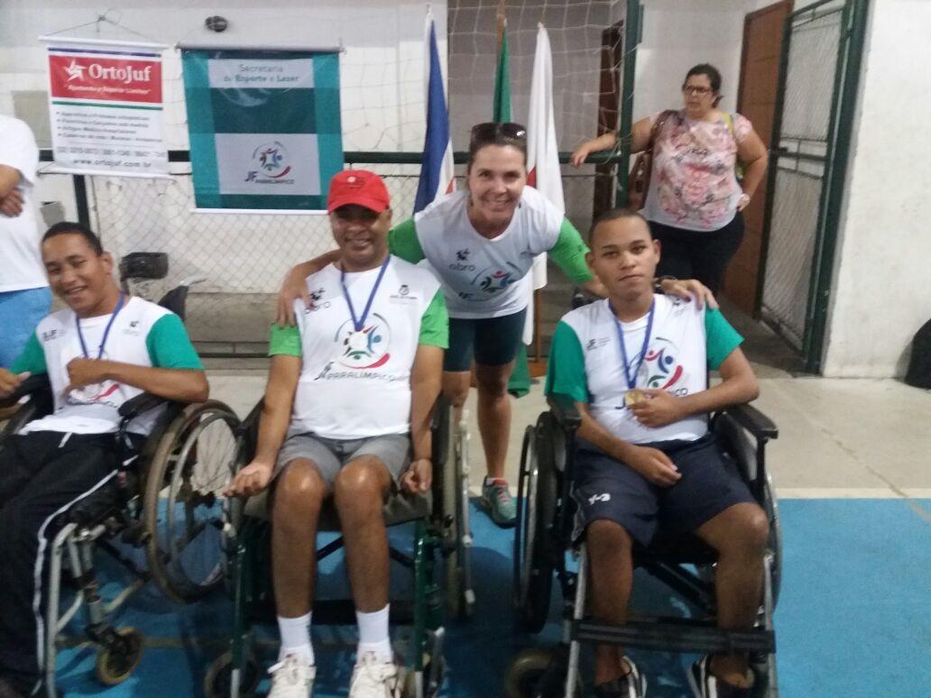 2ª Semana Paralímpica de JF