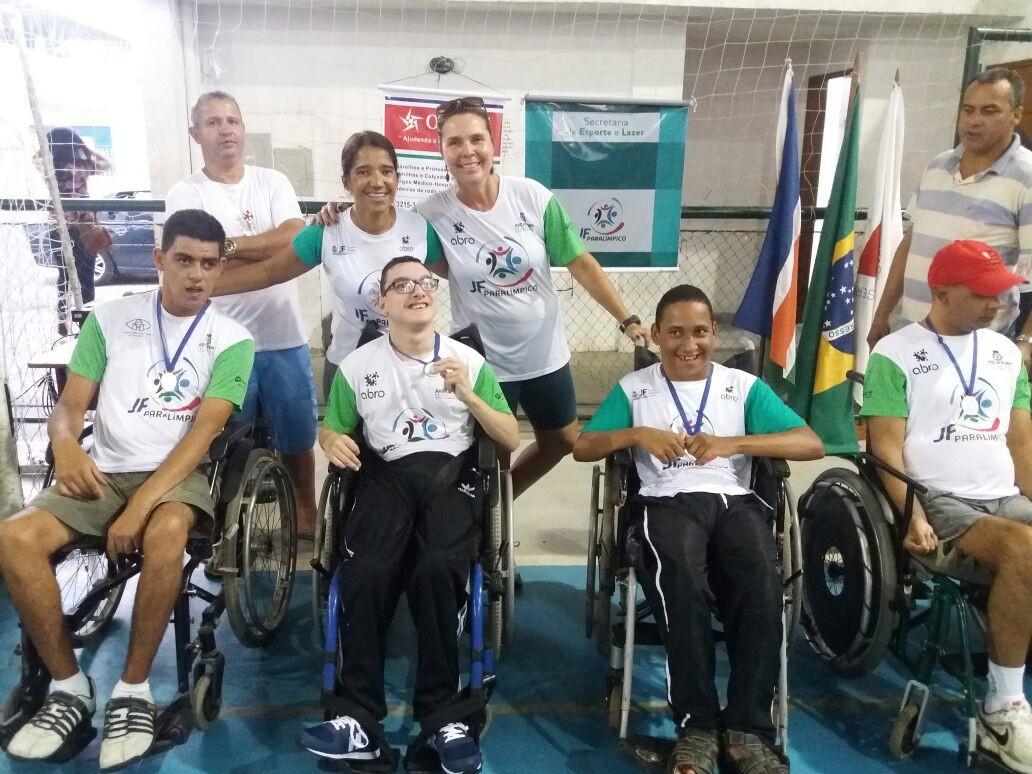 2 ª Semana Paralímpica de JF