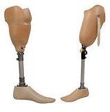 Prótese para amputação do joelho
