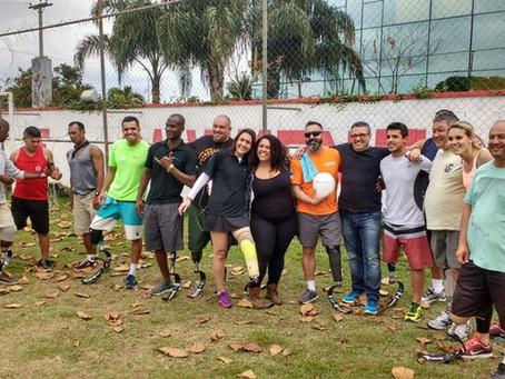 Fabricante Össur realiza evento no Rio de Janeiro para apresentar suas lâminas de corrida
