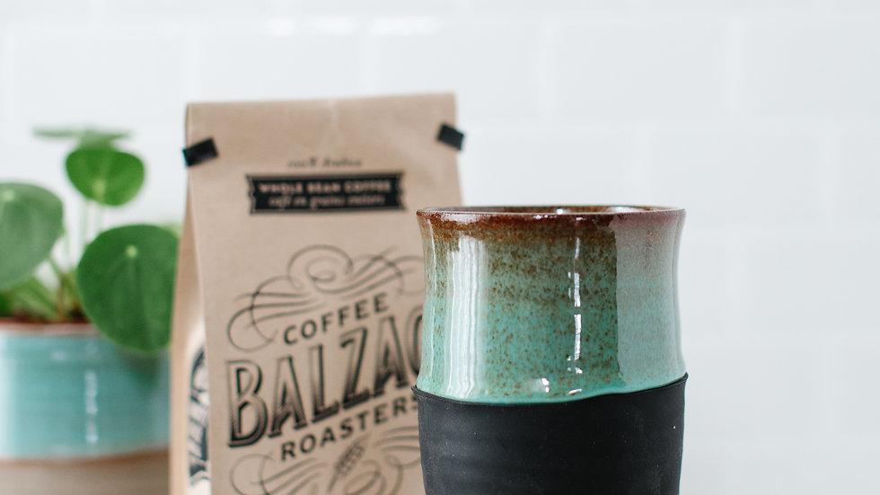 Dark Chocolate Travel Mug