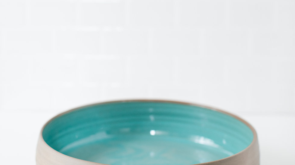 Grey pasta bowl - pre-order