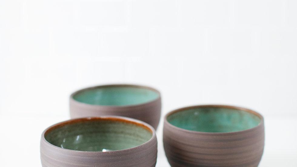 Dark Chocolate Bowl