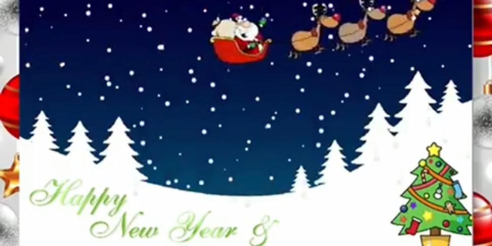 Virtual Christmas Greeting Card Workshop