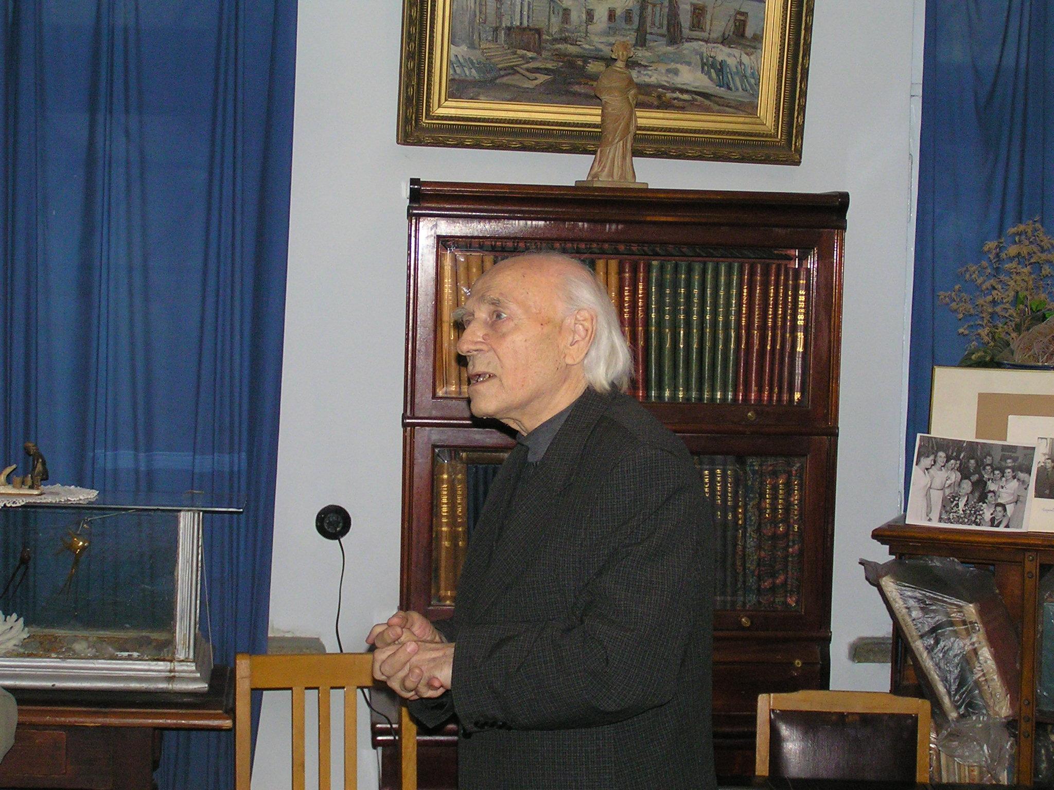 И. Ф. Пушечников