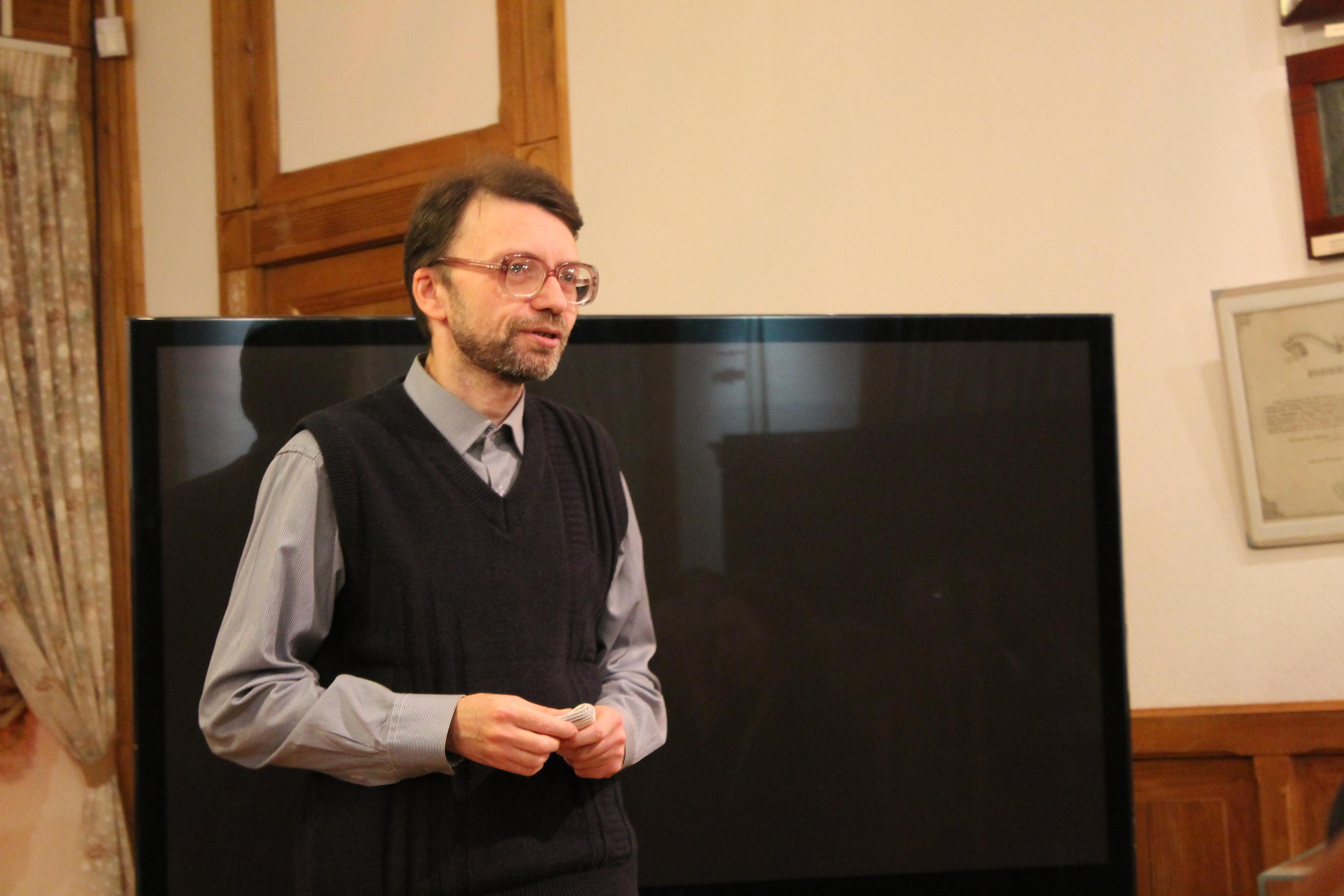 Леонид Леонидович Тумаринсон