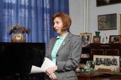Профессор МГИМ им. Шнитке Е.М. Шабшаевич