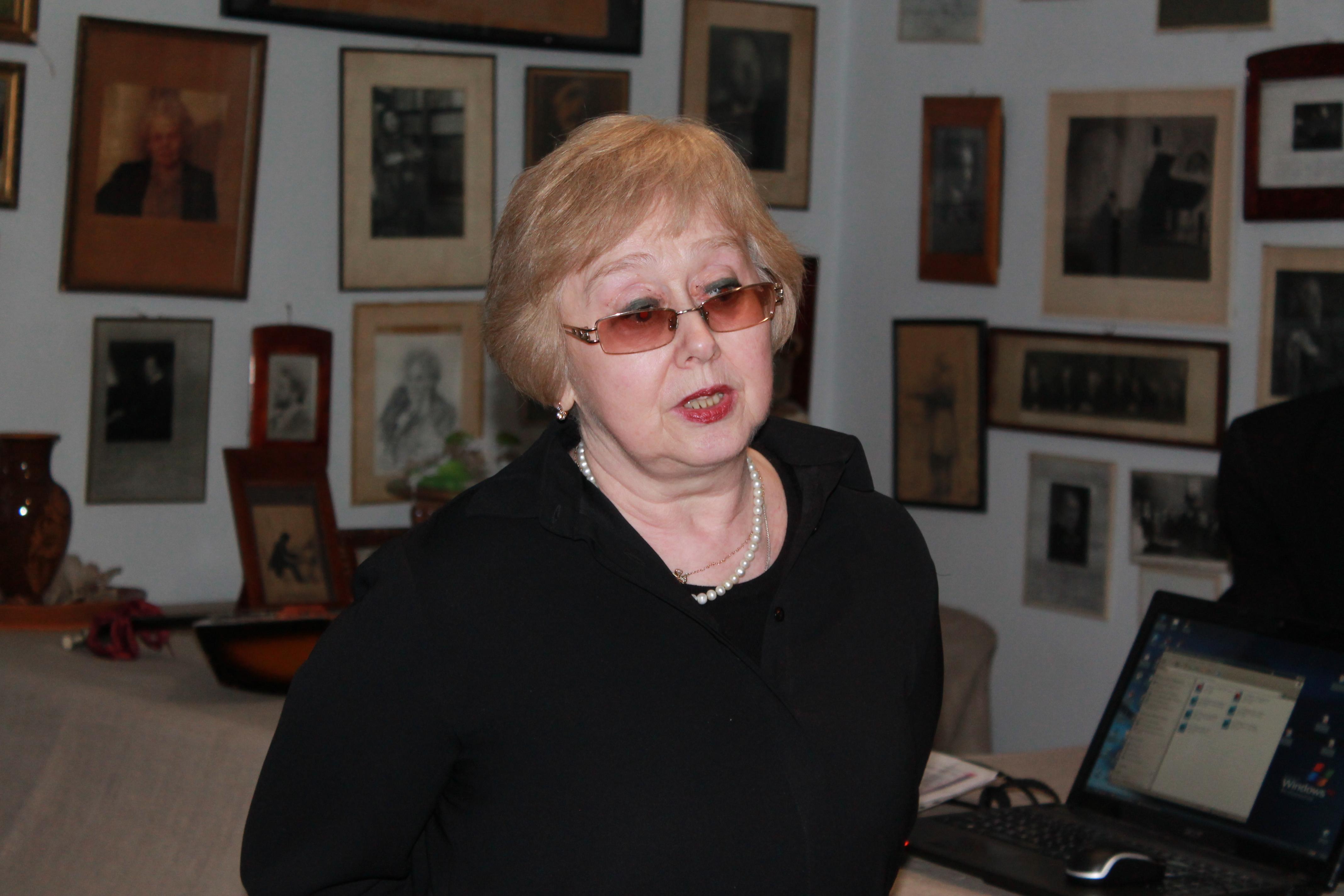 Наталья Сергеевна Бонди