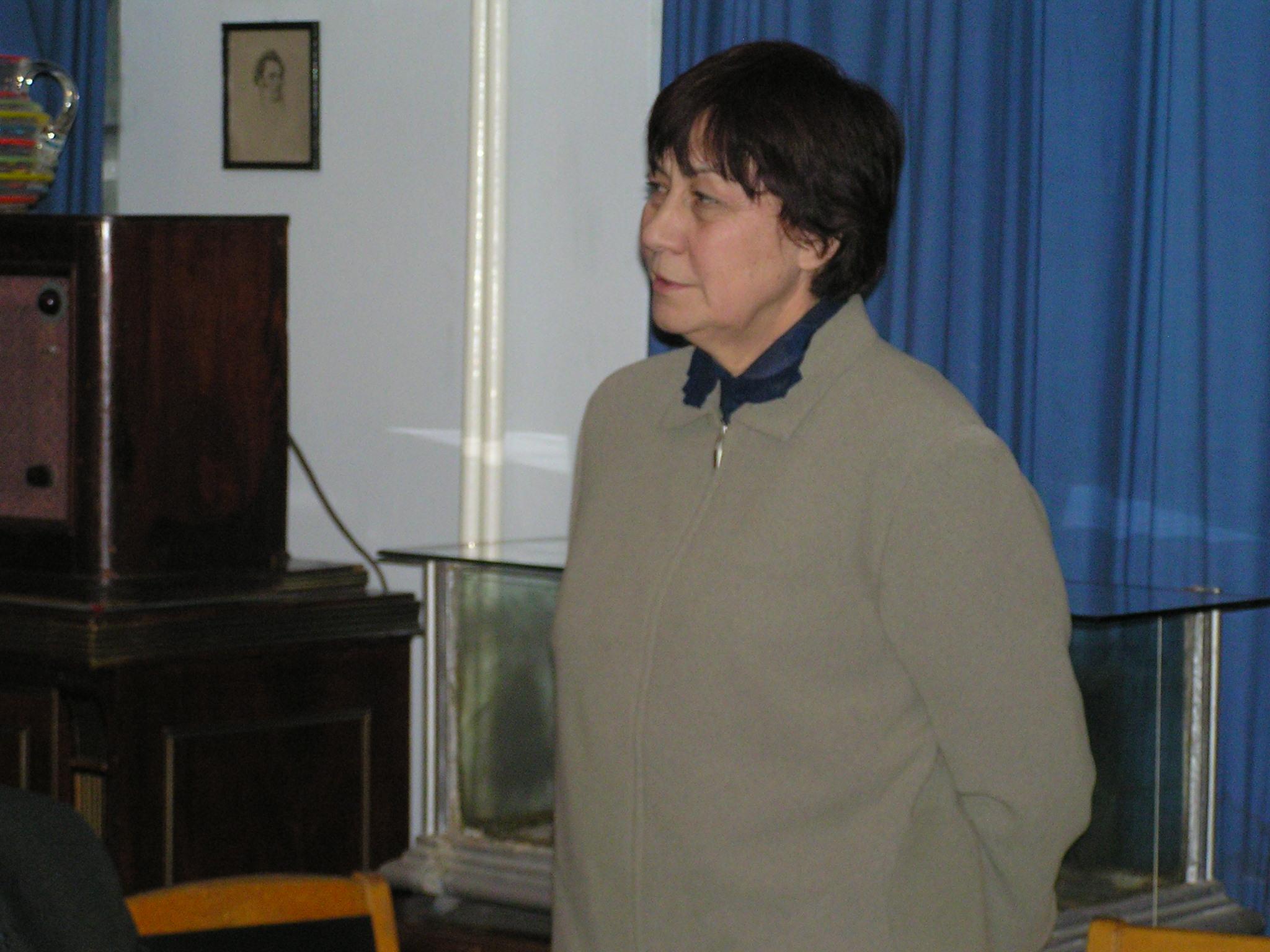 Н. Ю. Заварзина