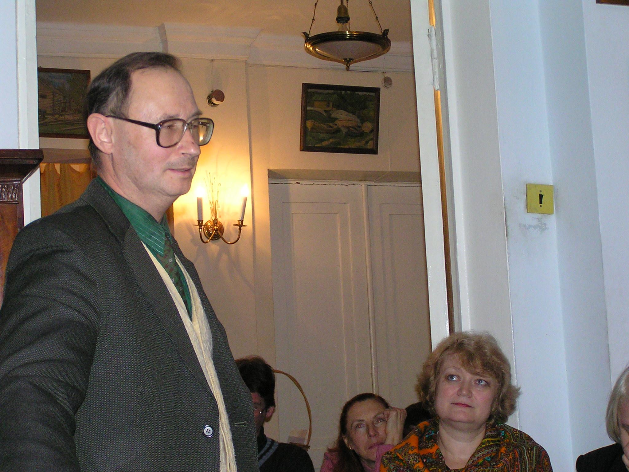 М. В. Вишняков